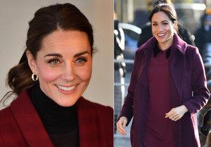 Napjaté vztahy mezi Kate a Meghan zřejmě zapříčinily nesváry mezi královskými bratry