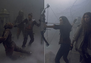 The Walking Dead - epizoda Evolution