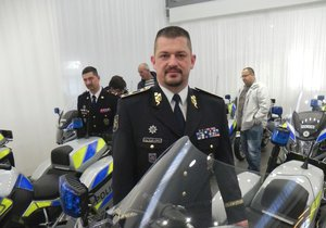 Ředitel dopravní policie Tomáš Lerch.