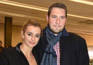 Ivana Jirešová s novým přítelem Milanem