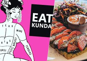 V Thajsku byla otevřena veganská restaurace. Jmenuje se Kunda.