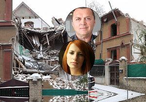 Vilu na Vinohradech vlastní firma, jejíž majitelka se přátelí s Janem Kočkou.