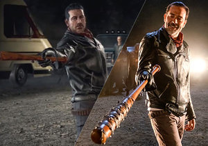 Negan ve videohře Tekken 7 a v seriálu The Walking Dead