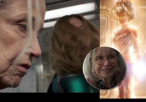 Záběry z druhého traileru na Captain Marvel