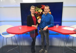 Výživový specialista Petr Havlíček byl hostem v Epicentru Blesku na téma vánoční přejídání nebo hladovění