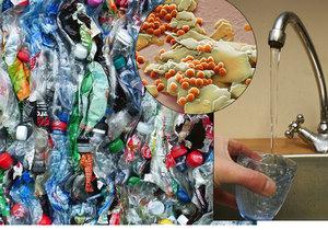 V Evropě se řeší, zda mají mikroplasty ve vodě vliv na zdraví. (ilustrační foto)