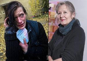 Katka nezvládá boj se závislostí. Nepomohlo jí ani setkání s režisérkou Helenou Třeštíkovou.