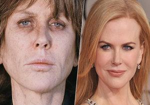 Krásná Nicole Kidman je v novém filmu k nepoznání...