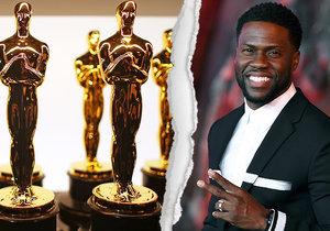 Kevin Hart nebude uvádět Oscary