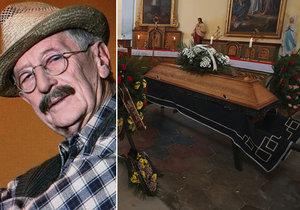 Pohřeb Kostelky (†91) se musí opakovat!