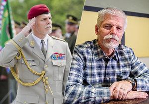 Generál Petr Pavel působil ve vedení NATO. Teď ráno musí přemýšlet, co si obleče