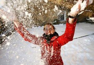 Dočkáme se na Štědrý den sněhu? Předpověď tomu moc šancí nedává