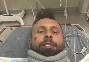 Jan Tuna po incidentu v klubu SaSaZu