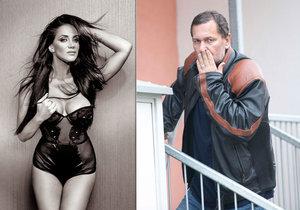 Andrea Pomeje na titulce Playboye: Svlékli ji hned 13x! Manžel Jiří o tom nevěděl...