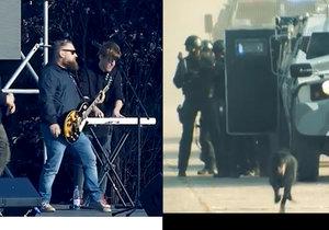Mezinárodní cvičení policejních elitních jednotek