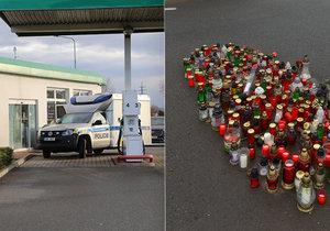 Obec vypsala po krutém zločinu sbírku na podporu pozůstalých po zavražděné pumpařce Janě Š.