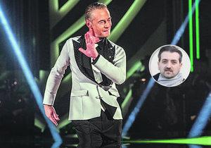 Tanečník Tomáš Gebert kritizuje taneční minulost Jiřího Dvořáka.