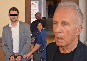 Brněnský pornokrál promluvil o muži, který ho shodil ze srázu: Syna tahal na svou stranu! Dával mu drogy a seznamoval ho se známými lidmi.
