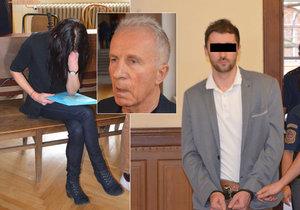 Nájemná vražda moravského pornokrále: Obětí vraha je má žena! Tvrdí přeživší