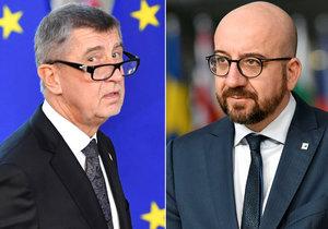 Konec v Schengenu? Belgičané vyhrožují Česku kvůli uprchlíkům