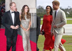 Vztahy mezi princi na bodě mrazu společným Vánocům: William zval Harryho s Meghan, dostal rázné NE