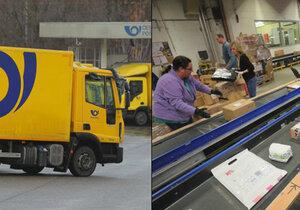 Česká pošta bojuje s nedostatkem zaměstnanců. Povolá do akce moderní technologie.