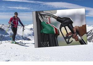 Chystáte se na lyže do zahraničí? Natankujte doma, vyjde vás to levněji