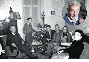 Jak vzpomíná na Vánoce před 61 lety Jan Rosák?