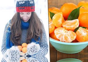 Exotická mandarinka pochází z Číny. Od 19. století se pěstují i v jižní Evropě.