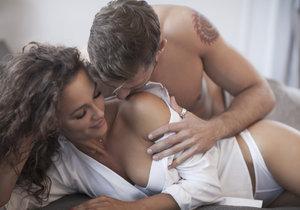 Podle odborníků stoupá u žen, které dosáhnou orgasmu, šance na otěhotnění o 15 %.