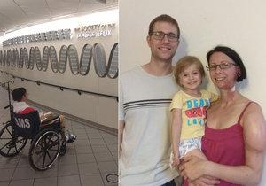 Silvie trpí vzácnou nemocí. Pomohli jí na klinice v Arkansasu?