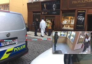 Teplické drama nemá rozuzlení: Policie stále pátrá po zlodějích luxusních hodinek