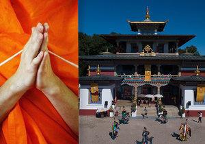 Buddhistický mnich znásilnil ženy a děti