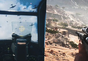 Battlefield V je povedená střílečka z druhé světové války. Zaměřena je hlavně na multiplayer.