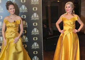Tereza Kostková versus Leona Machálková: která podle vás vypadá lépe?
