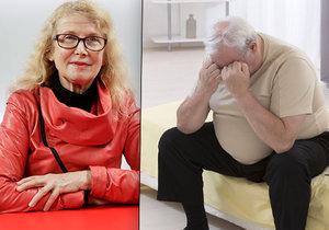 Důchod se může stát peklem. Expertka (69) radí, jak stárnout aktivně