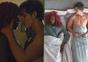 Robin a Starfire si to rozdali v seriálu Titans (Titáni). Byl to hodně žhavý sex.