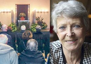 Šokující odchod slavné herečky Jany Štěpánkové (†84): Rodina 3 dny tajila její smrt!
