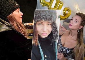 Celebrity přejí do nového roku