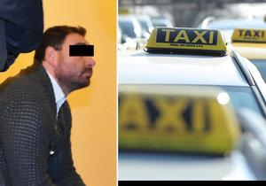 Trest za ubití taxikáře: Mário dostal 10 let a musí vyplatit pozůstalým dva miliony