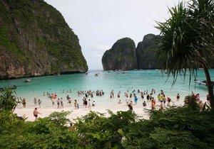 Letenky do Thajska zlevní: Cestovky kvitují Babišovu snahu o přímou linku