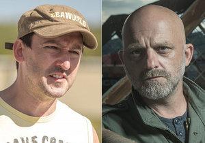 Martin Hofmann a Hynek Čermák v seriálech Most! a Rapl 2 ovládli obrazovky.