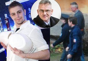 Strážník z Vysokého Mýta zastřelil ochranku diskotéky: Vyhýbal se vězení, museli ho odvézt policisté