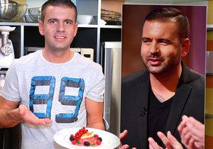 Michelinský šéfkuchař a porotce MasterChef: Kašpárku, zhubni!