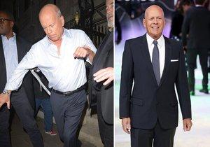 Bruce Willis umí zapařit!