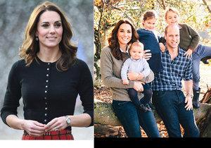 Kate Middleton v očekávání čtvrtého potomka?