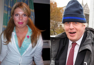 Britský exministr zahraničí Boris Johnson vzal svou milenku do Řecka.