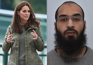 Islámský stát plánoval otrávení vévodkyně Kate!