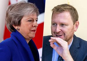 Británie může požádat o odložení brexitu - naznačil český velvyslanec při EU.