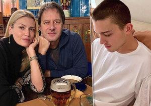 Daniela Peštová se od nejstaršího syn Yannicka dočkala nečekaného dárku.